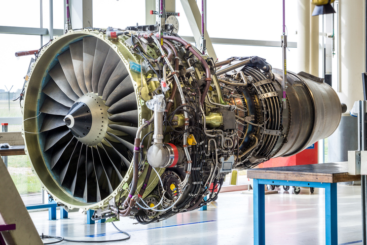 Aviation Triad educational and career choices in aviation. Engine repair, maintenance and design.