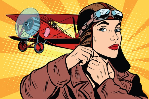 Who were the women of aviation? Get your certification at any one of the community colleges in the Piedmont Triad area.